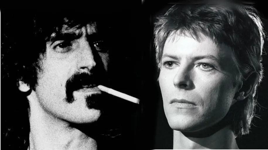 Lo scippo di Berlino: quando Frank Zappa mandò al diavolo David Bowie