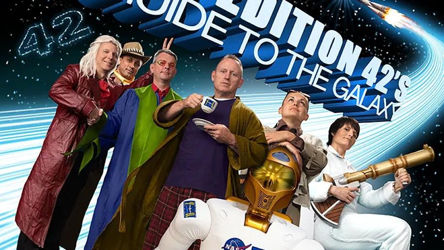 Gli esilaranti poster che la NASA crea per ogni missione spaziale