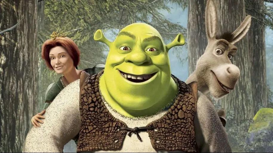 La strana teoria dietro l'origine del nome di Shrek