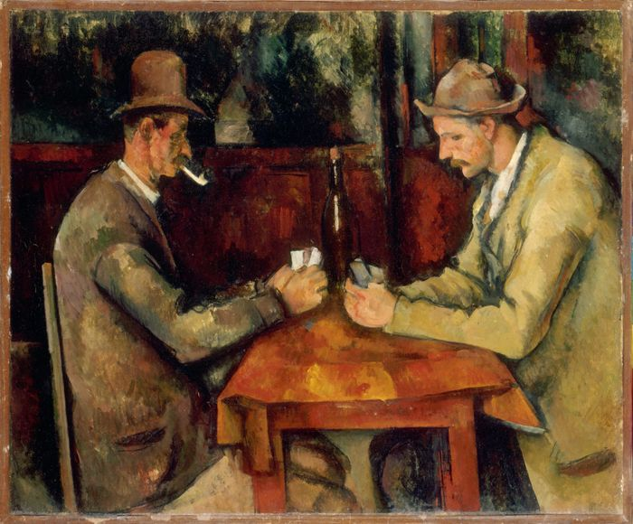 The Most Famous Art that Explore the Motif of Gambling
