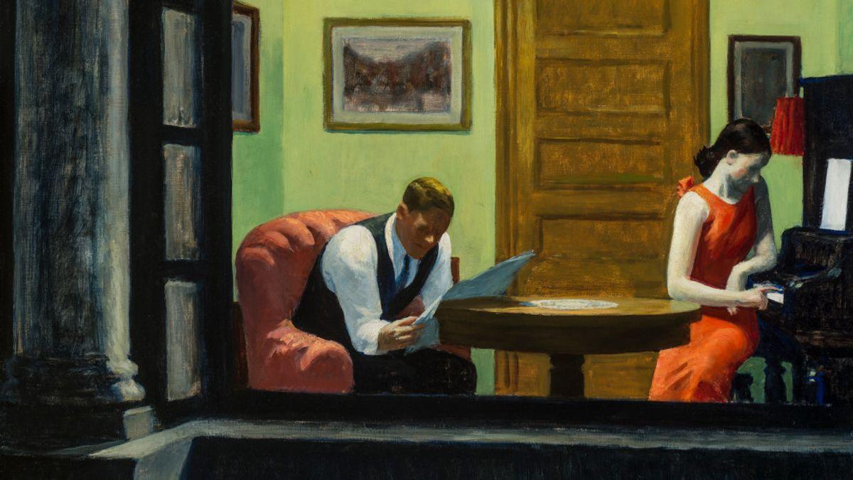 Edward Hopper: analisi delle sue opere e dei loro significati – Auralcrave
