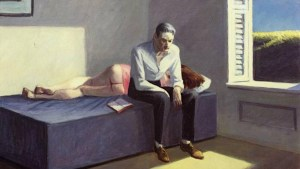 L'arte dello spazio chiuso: Jan Vermeer e Edward Hopper