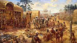 The history of Jamestown
