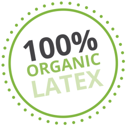 100 % Organix Latex van Auraletto