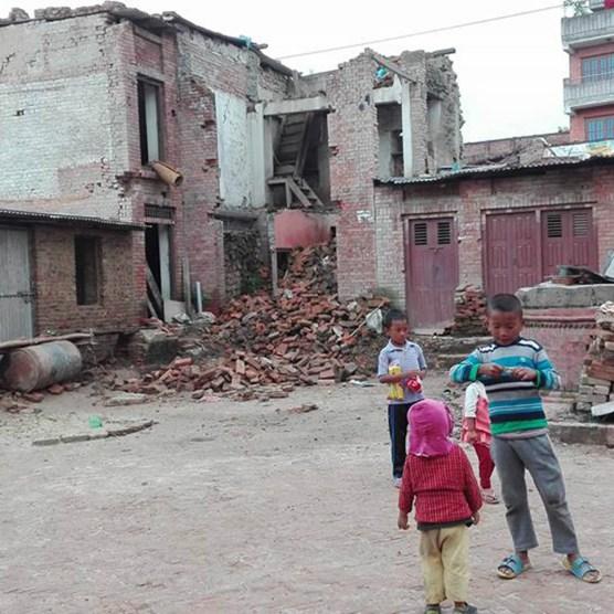 AKU Earthquake 4