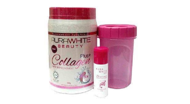 Aurawhite Beauty Collagen Plus