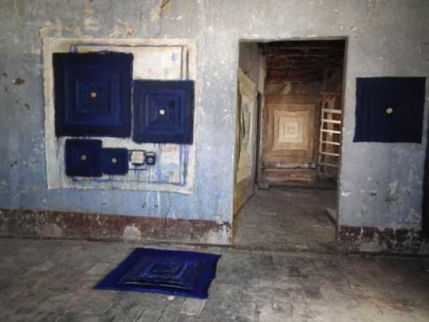34-Atelier et photo in situ