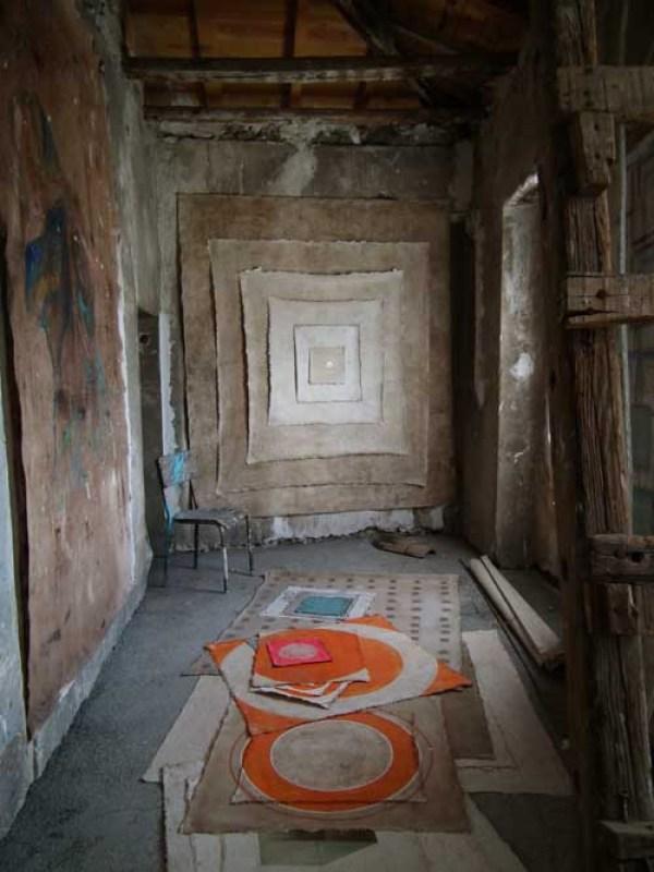 49-Atelier et photo in situ