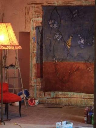 76-Atelier et photo in situ