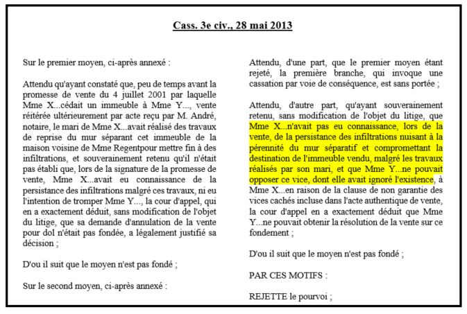 Le dol notion l ments constitutifs et r forme des obligations aur lien bamd - Article 673 du code civil ...