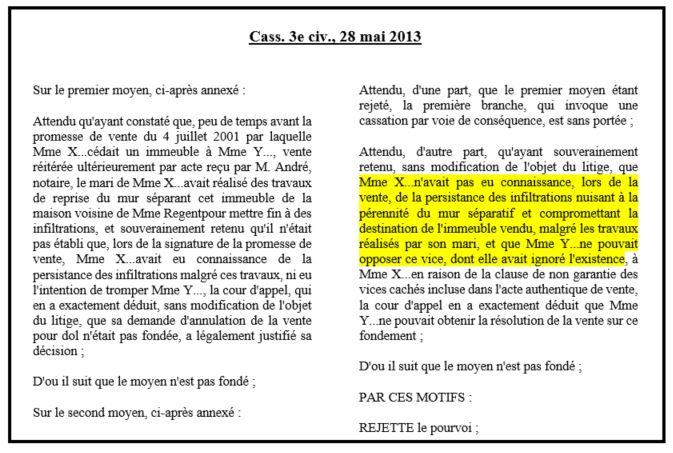 Le dol notion l ments constitutifs et r forme des obligations aur lien bamd - Article 673 code civil ...