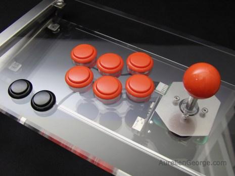 Stick arcade Heart of Glass