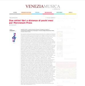 venezia musica