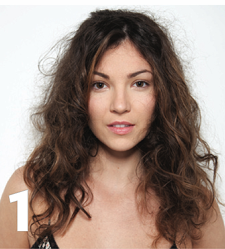 how to straighten frizzy hair long hairstyles