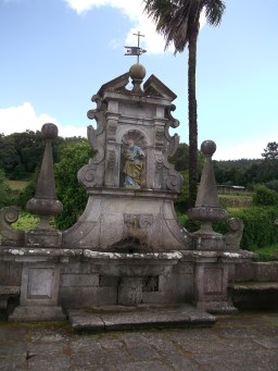 St. Peter's fountain