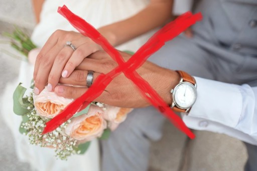 18 Reasons to Never Get Married Ever