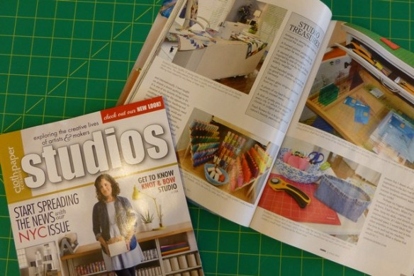 Photo 24 Studios magazine layout