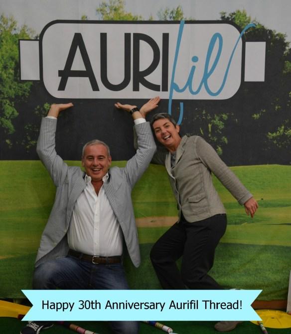 aurifil 30 anniversary alex and elena