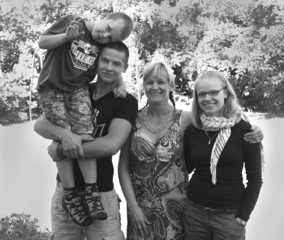 Zen Chic my family