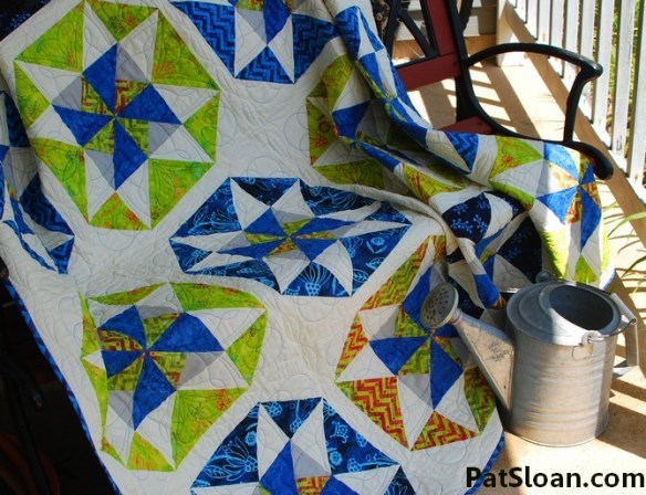 pat sloan star gazer full quilt 3