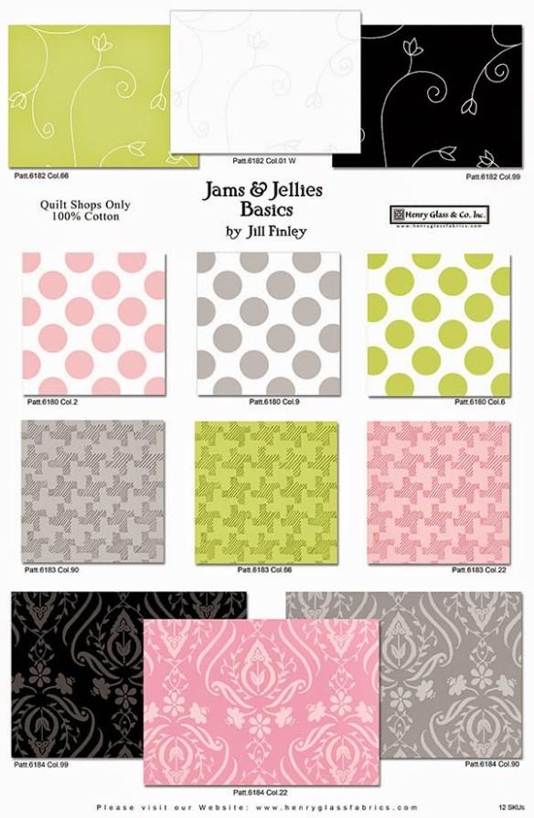 Jams & Jellies Basics Page 1