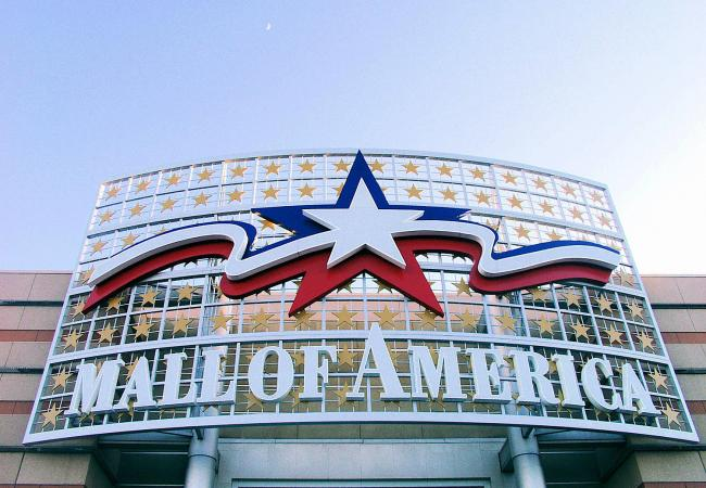 #1 Mall of America