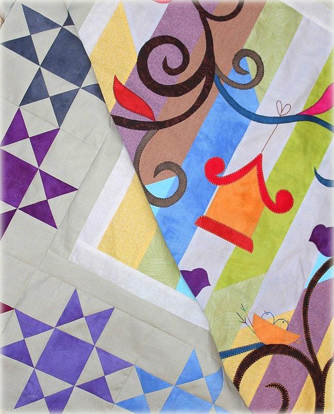 Thread Journey by Wendy Sheppard, Progress
