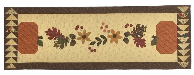 Oak Haven Table Runner