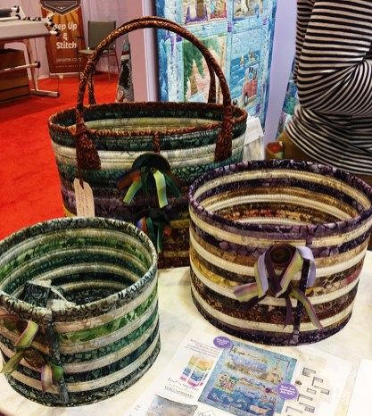 Bags and bins by Carol of Aunties Two for McKenna Ryan