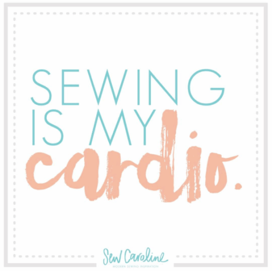 Sew Caroline on Instagram