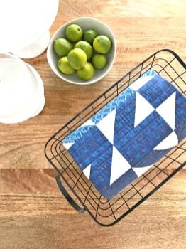 Modern Waves Quilt Pattern by Kristi Schroeder/Initial K Studio