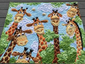 Zoe Playmat by Karen Miller