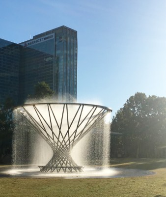 Houston-Fountain