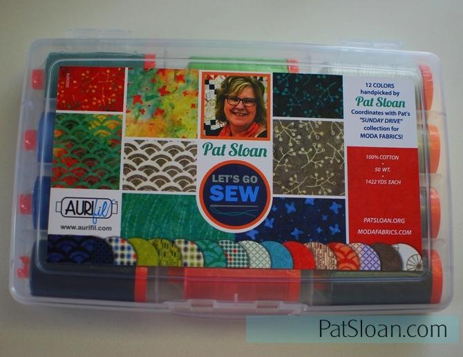 Pat sloan thread kit