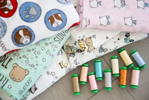 Image by Jayme Christensen, Shannon Fabrics Brand Ambassador