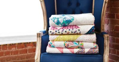 Quilt Stack - image by F+W Media
