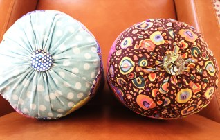 EPP Bolster Pillows by Liza Prior Lucy