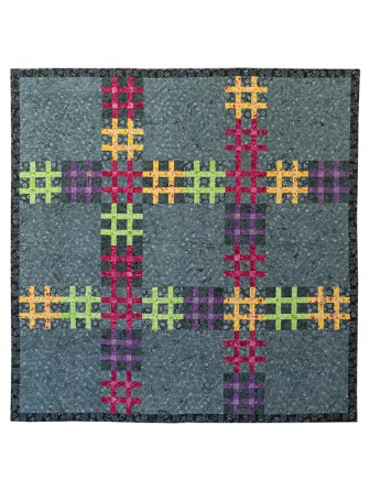Hashtag by Canton Village Quilt Works