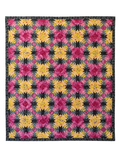 Pineapple Express by Canton Village Quilt Works