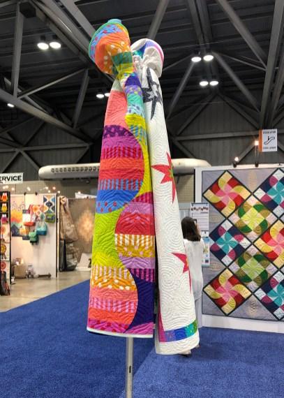 Quilts by Lisa Hoffman-Maurer & Leslie Meltzer