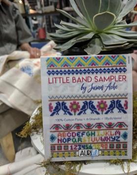 Little Band Sampler || Susan Ache