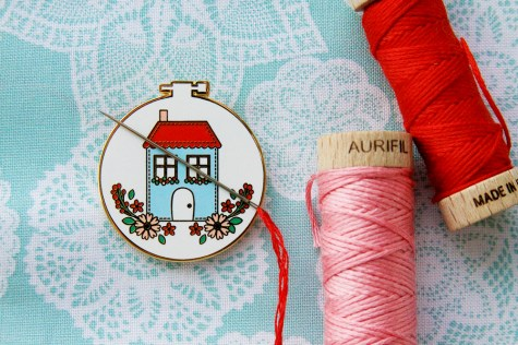 Home-Hoop-Needle-Minder