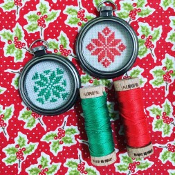 Stitchy Pocket Watches by Susan Ache