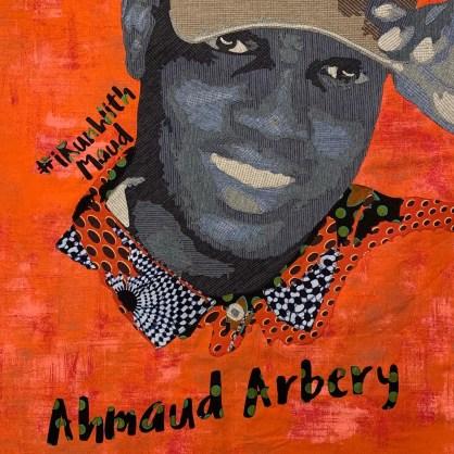 Ahmaud Arbery by Martha Wolfe || @floydcat55 -- Learn More