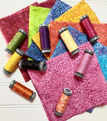 Kismet thread w batik