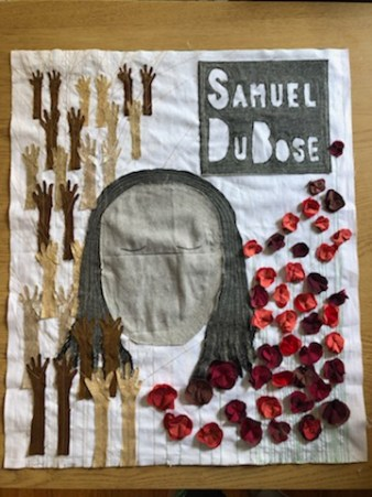 Samuel DuBose by Kate Haralson || @moonlightquilter -- Learn More