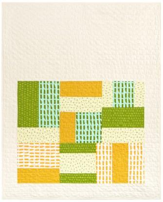 Make Your Mark Quilt in Color Dash Harvest