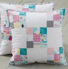 Nine Patch Pillows