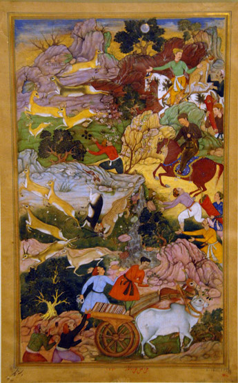 A mystical incident in the life of Mughal Emperor Akbar (1/2)