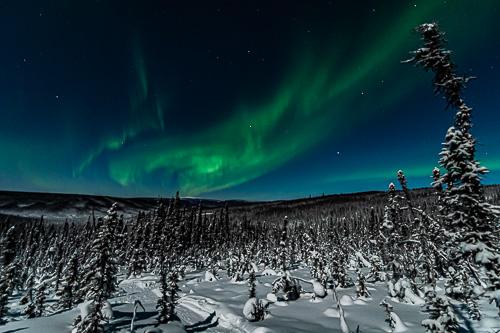 Aurora valley